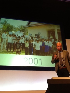 Nicholas Negroponte at Learning Technologies 2013
