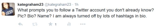 Follow Tweet