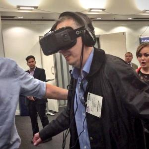 Martyn Steveson-Read on Occulus Rift