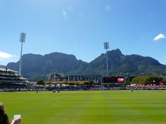 Cape Town test 2010