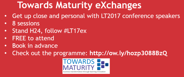 towards-maturity-exchanges